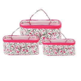 Women Cosmetic Bag (Pack of 3)