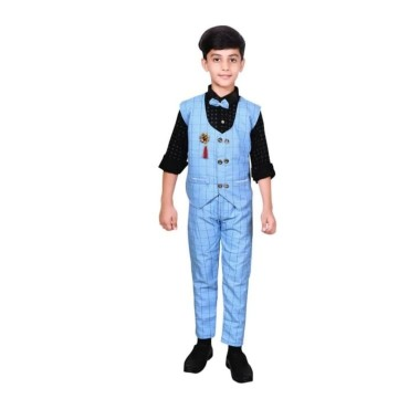 3 piece suit sets for kids and boys