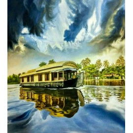 <h3><strong>Customized Gifts Online Digital Painting on Canvas Sheet Canvas Painting Home décor Painting Living Room décor Wall Decor</strong></h3><br> <p>     </p>  <p>This product will be not returnable</p>   <p>Delivery charges will be applicable</p>