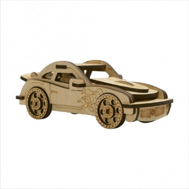 HV Enterprise Wooden Vintage Classic Vehicle Car Toy   Decorative Showpiece