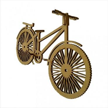 HV Enterprise handicrafts Antique Wooden Cycle Home Decor Product | Decorative Showpiece | Cycle Showpiece | Unique Vintage Showpiece for Home/Office Décor